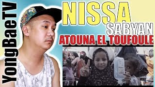 Video ATOUNA EL TOUFOULE Cover by SABYAN | Filipino Reaction | Philippines | YongBaeTV MP3, 3GP, MP4, WEBM, AVI, FLV April 2019