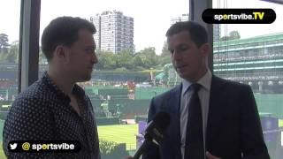 Tim Henman Has His Say On Andy Murray's Chances At Wimbledon 2015