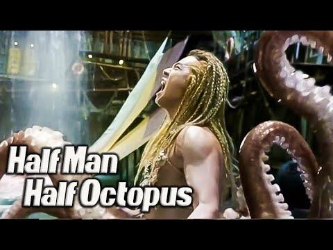 Half Man / Half Octopus l THE MERMAID - Stephen Chow Movie