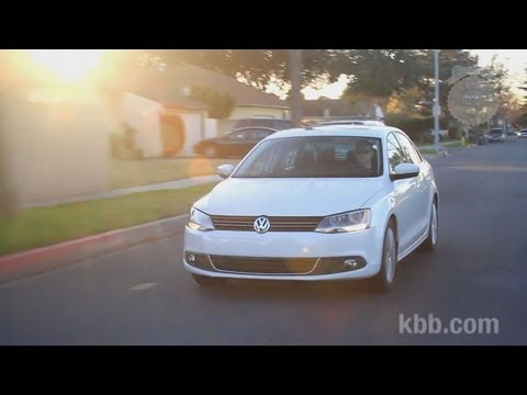 2011 Volkswagen Jetta Video Review – Kelley Blue Book