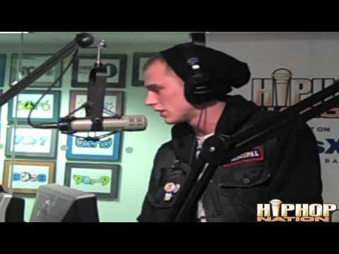 """Machine Gun Kelly """"On Da Spot"""" Freestyle — Invasion Radio, Hip Hop Nation"""