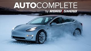 AutoComplete: Tesla's price bump gets postponed a little by Roadshow