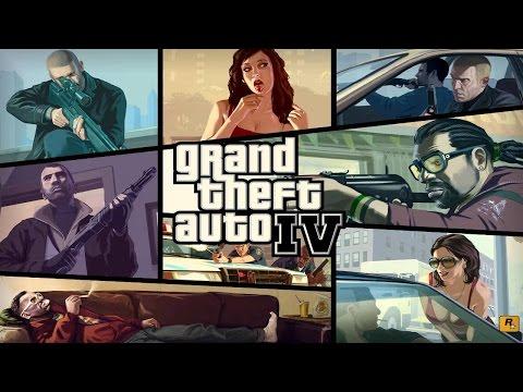 История GTA - Grand Theft Auto IV