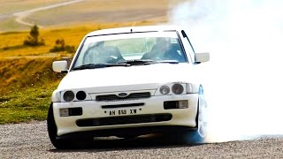 Nonton Ford Escort Cosworth 600cv - Davide Cironi Drive Experience (ENG.SUBS) Film Subtitle Indonesia Streaming Movie Download