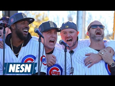 Video: Cubs Players Sing 'Go Cubs Go' On SNL, Will Appear On More National TV This Week