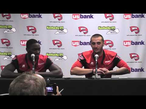 Brandon Doughty Interview 8/29/2014 video.