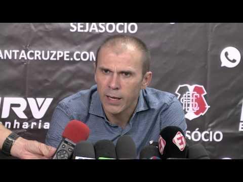 Replay - Santa Cruz na esperança de comemorar na Fonte Nova 15 04 16 TV Jornal/SBT