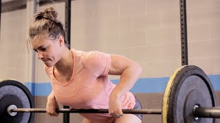 Julie Foucher Talks CrossFit's Positive Influence on Female Athletes