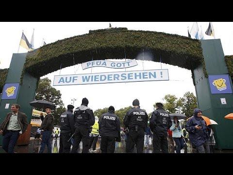 Γερμανία: Oktoberfest υπό δρακόντεια μέτρα ασφαλείας
