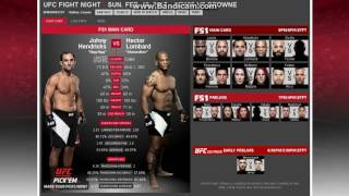 Nonton UFC Fight Night 105: LEWIS VS BROWNE Main Card Full Fight Predictions/Picks/Analysis Film Subtitle Indonesia Streaming Movie Download