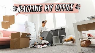 WE OFFICIALLY STARTED PACKING! | WE'RE MOVING OUT! by Aspyn + Parker