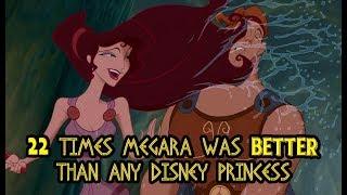 Video 22 Times Megara Was Better Than Any Disney Princess MP3, 3GP, MP4, WEBM, AVI, FLV November 2018