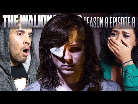 """Fans React To The Walking Dead: Season 8 Episode 8: """"How It's Gotta Be"""""""