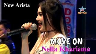Video Move on ~ Nella Kharisma [Official Video HD] MP3, 3GP, MP4, WEBM, AVI, FLV September 2017