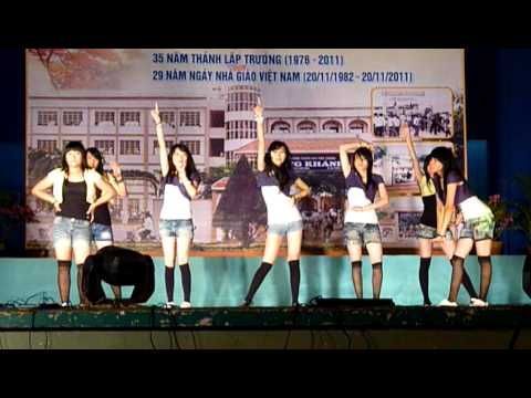 roly poly 12B4 20/11/2011 THPT Long Khanh