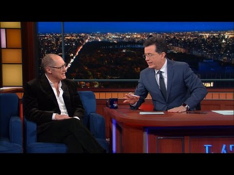 James Spader Is Fine With His Eccentricity