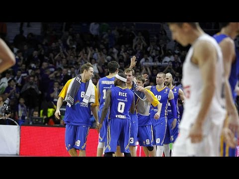 Highlights: RS Round 6, Real Madrid 82-85 Khimki Moscow Region