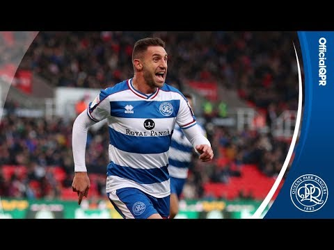 HIGHLIGHTS | STOKE CITY 2, QPR 2 - 24/11/18
