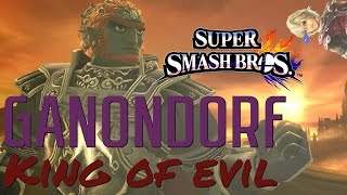 A SSB4 Ganondorf Montage, I finally made it, took me some time without a capture but its done. Tell me what you think!