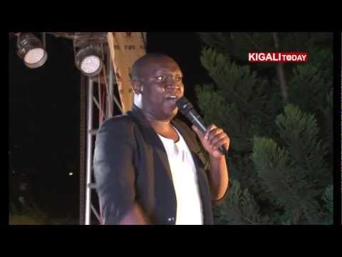 perform - Kings of Comedy performing in Kigali, Rwanda for the first time. Anne Kansiime, Ndahiro David, Eric Omondi, Patrick Salvador, Nsengiyumva Rony & OMG (Nigeria...