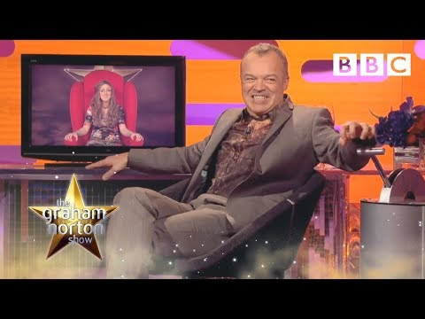 Girl from Derry's hilarious red chair story 😂 | The Graham Norton Show - BBC