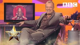 Video Aileen From Derry In the Red Chair  - The Graham Norton Show - Series 10 Episode 11 - BBC One MP3, 3GP, MP4, WEBM, AVI, FLV Agustus 2018