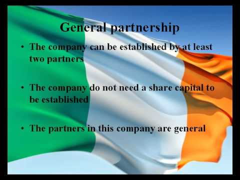 Set up a company in Ireland