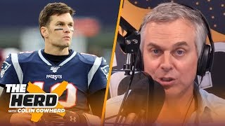 Brady's legacy won't be affected by failure, Wilson could be on the NFL All-Decade Team | THE HERD by Colin Cowherd