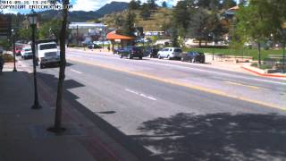 2014-09-16 - Estes Park The Shirt Rack West Time-Lapse