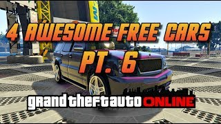 Today's video is about 4 free vehicles you can find in open lobbies and keep in your garage.