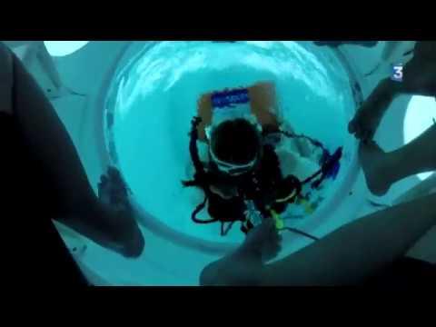 INSOLITE : découvrir Le premier restaurant sous-marin du monde