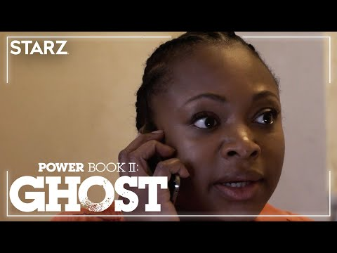 'Protect Yourself' Ep. 4 Clip | Power Book II: Ghost | STARZ