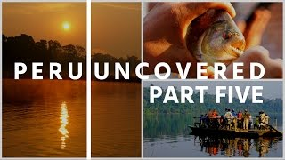 For the final part in my Peru Uncovered travel vlog series we head off to the Amazon jungle for a completely different experience. After a one nights stay in a special jungle lodge, and kayaking, floating down the Amazon River, and catching Piranha, we head to Puerto Maldonando for some fun before the tour ends back in Lima.I hope you enjoyed my travel vlog series! This was so much fun to shoot and edit. Peru is an awesome country and this trip was definitely one of the most wild trips I've taken yet. Viva el Peru!Thank you for watching, liking and subscribing!XOKyra MiosoFollow me:Instagram: https://www.instagram.com/Kyramioso/Twitter: https://twitter.com/kyramiosokyramioso29