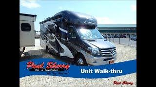 5. 2018 Thor Motor Coach Citation 24SR Walk-thru | 9276