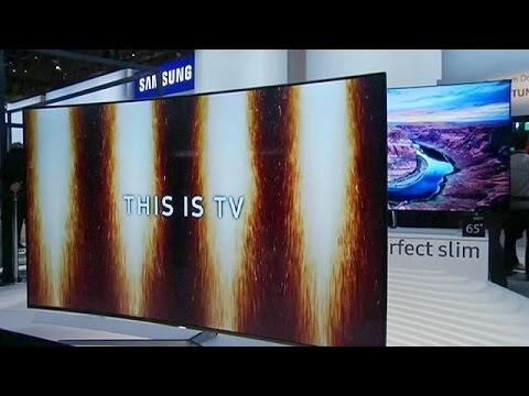 Τα νέα μοντέλα smart τηλεοράσεων στην CES Λας Βέγκας – hi-tech