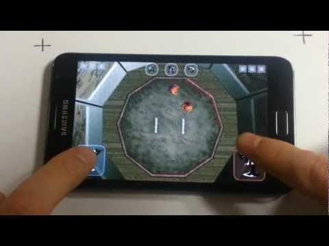 Video of Sumo (Two player game)