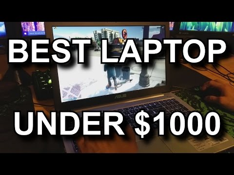 , title : 'ASUS K501LX-EB71 2015 Review: Best Gaming Laptop Under $1000'