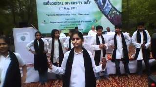 This Street Play was performed by the students of DAVKK, Delhi, India at Yamuna Biodiversity Park on the occasion of International Biodiversity Day. This pla...