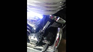 1. 2009 Stratoliner motorcycle engine noise