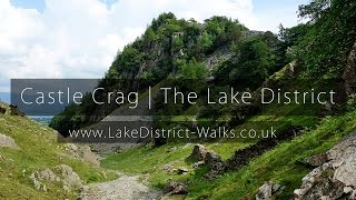 Borrowdale Valley United Kingdom  city photos gallery : Castle Crag | Borrowdale (4K/UHD)