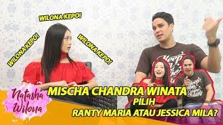 Video Mischa Chandrawinata pilih Ranty Maria atau Jessica Mila ? MP3, 3GP, MP4, WEBM, AVI, FLV Juni 2019