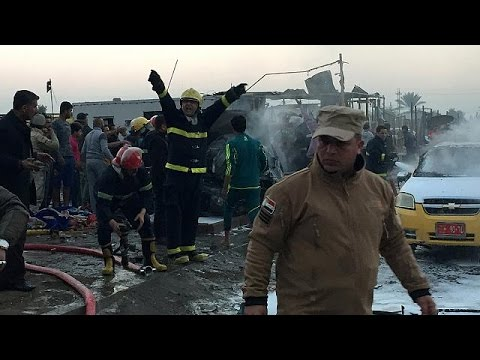 Νεκροί και τραυματίες από έκρηξη παγιδευμένου αυτοκινήτου στο Σαντρ Σίτι