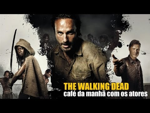 The Walking Dead | Omelete Entrevista Andrew Lincoln e Norman Reedus