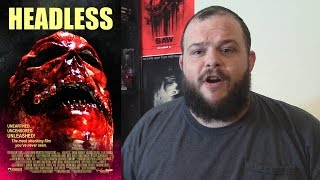Nonton Headless  2015  Movie Review Horror Slasher Film Subtitle Indonesia Streaming Movie Download