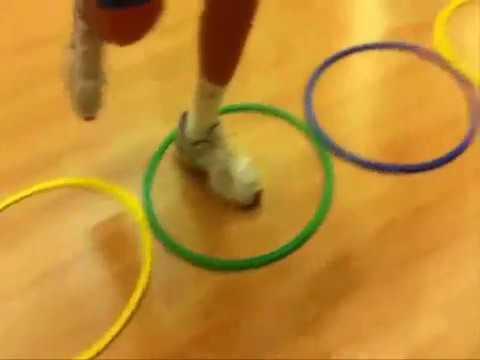 כדורסלן בשיקום מפציעת קרסול