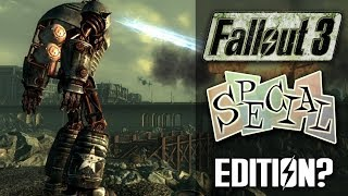 """Fallout 3 Special"" Discovered In Bethesda Net Source Code - Is It The Remaster Or Leftover Code?"