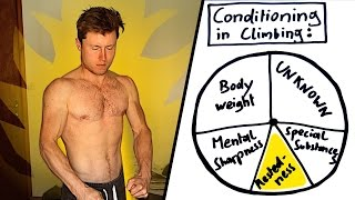 How to Create a Good Day : Conditioning for Climbing Hard   Part 4 by Mani the Monkey