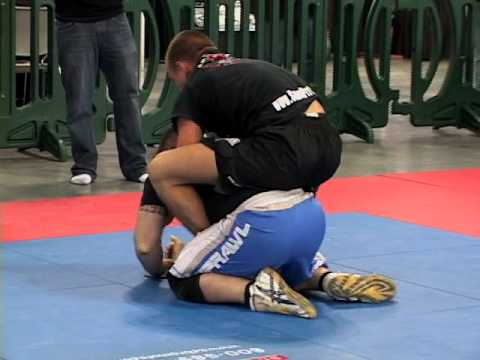 Teddy Pericleous vs. Jack Cordero 160lbs Catch Wrestling