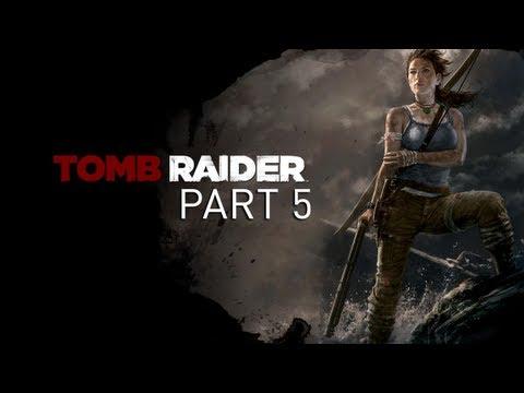 Tomb Raider 2013 (Part 5 of 17) Hard Walkthrough (No Commentary)