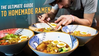 How to Start your own Ramen Shop at Home by Brothers Green Eats